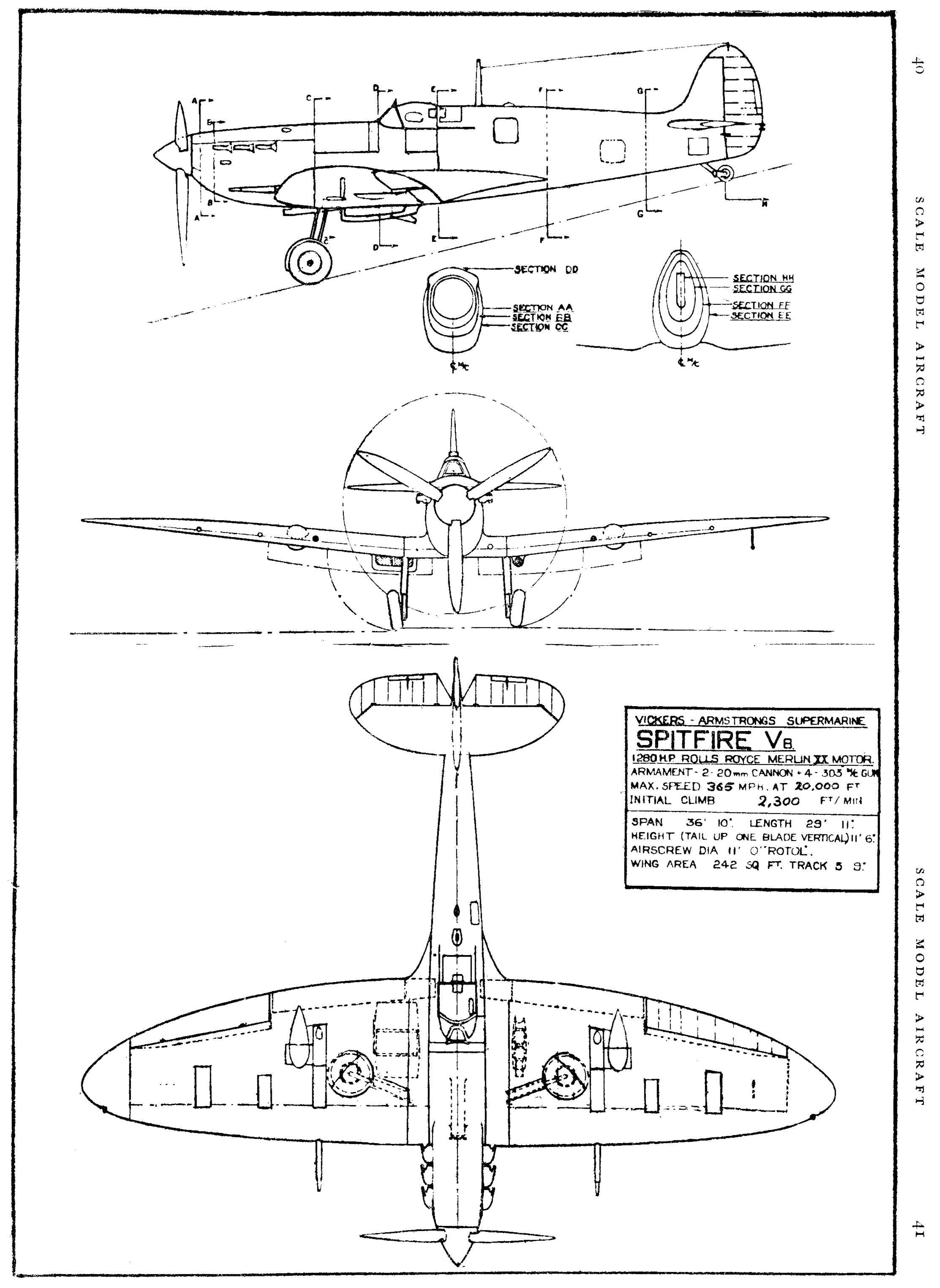 Cessna 406 Diagram 2000 Hayabusa Wiring Bush Plane 11 Stromoeko De Spitfire Vb Projects To Try Aircraft Design Rh Pinterest Com