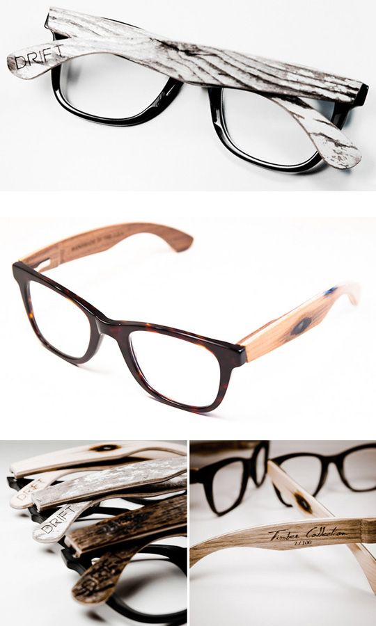7b3d65091 I don't wear glasses but these are so sweeeet! Drift Eyewear Timber  Collection