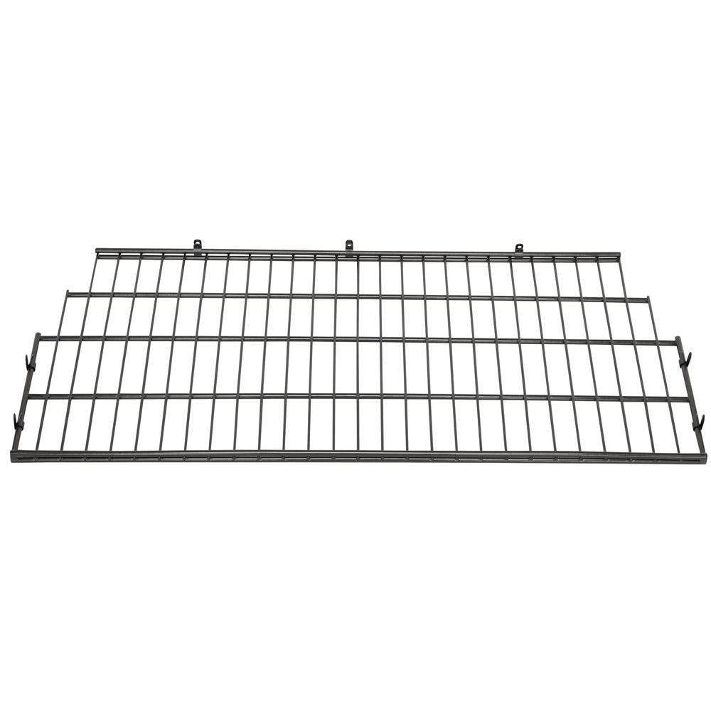 Shelf for Suncast Shed Models BMS1250 and BMS2000, Blacks | Products