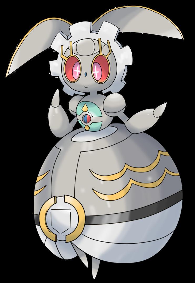 ⚙ Magearna Artwork⚙ | Pokémon Amino