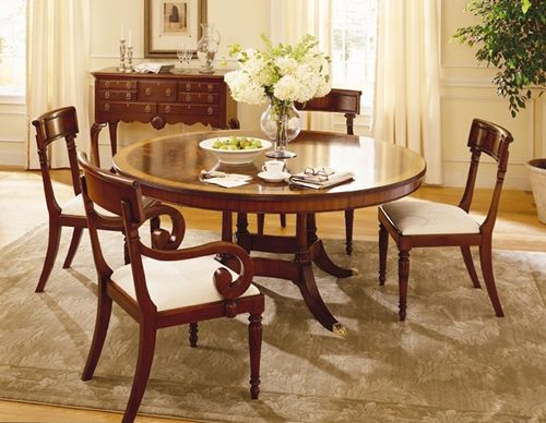 Millender Furniture Company 64 Round