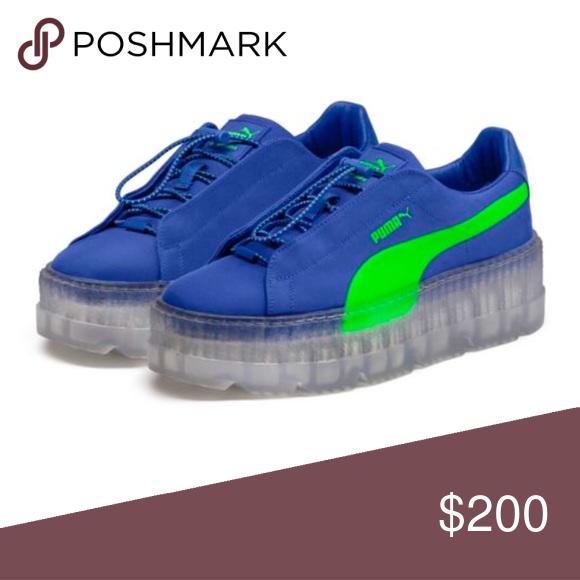 Cleated Fenty Pumas | Rihanna shoes