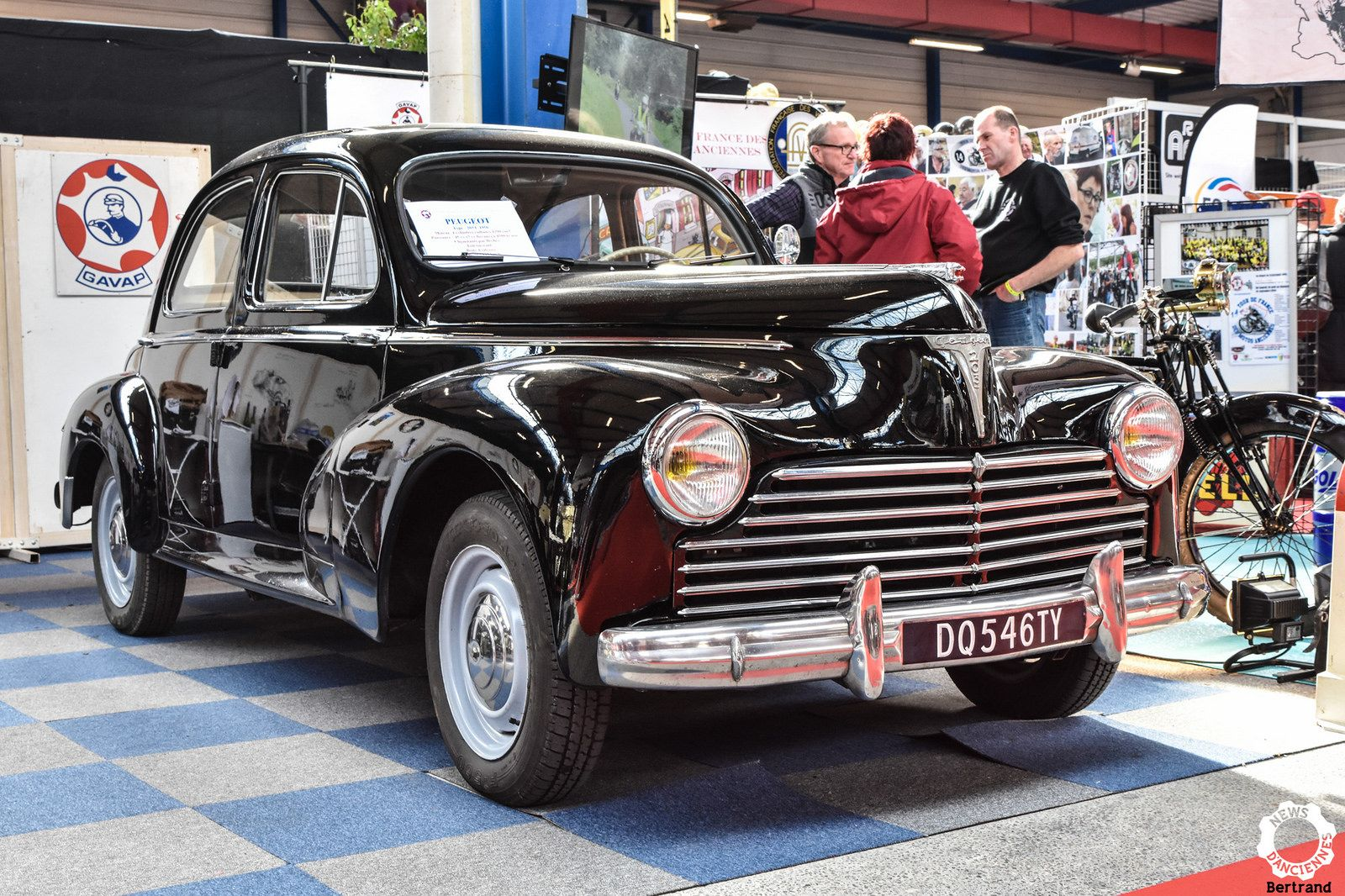 Salon Auto Reims Salon De Reims 2017 168 Peugeot 203 Peugeot Antique Cars Cars