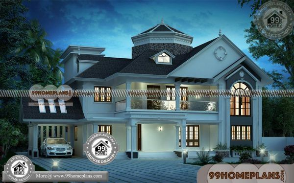 Kerala homes photos two storey small house design modern plans also rh pinterest