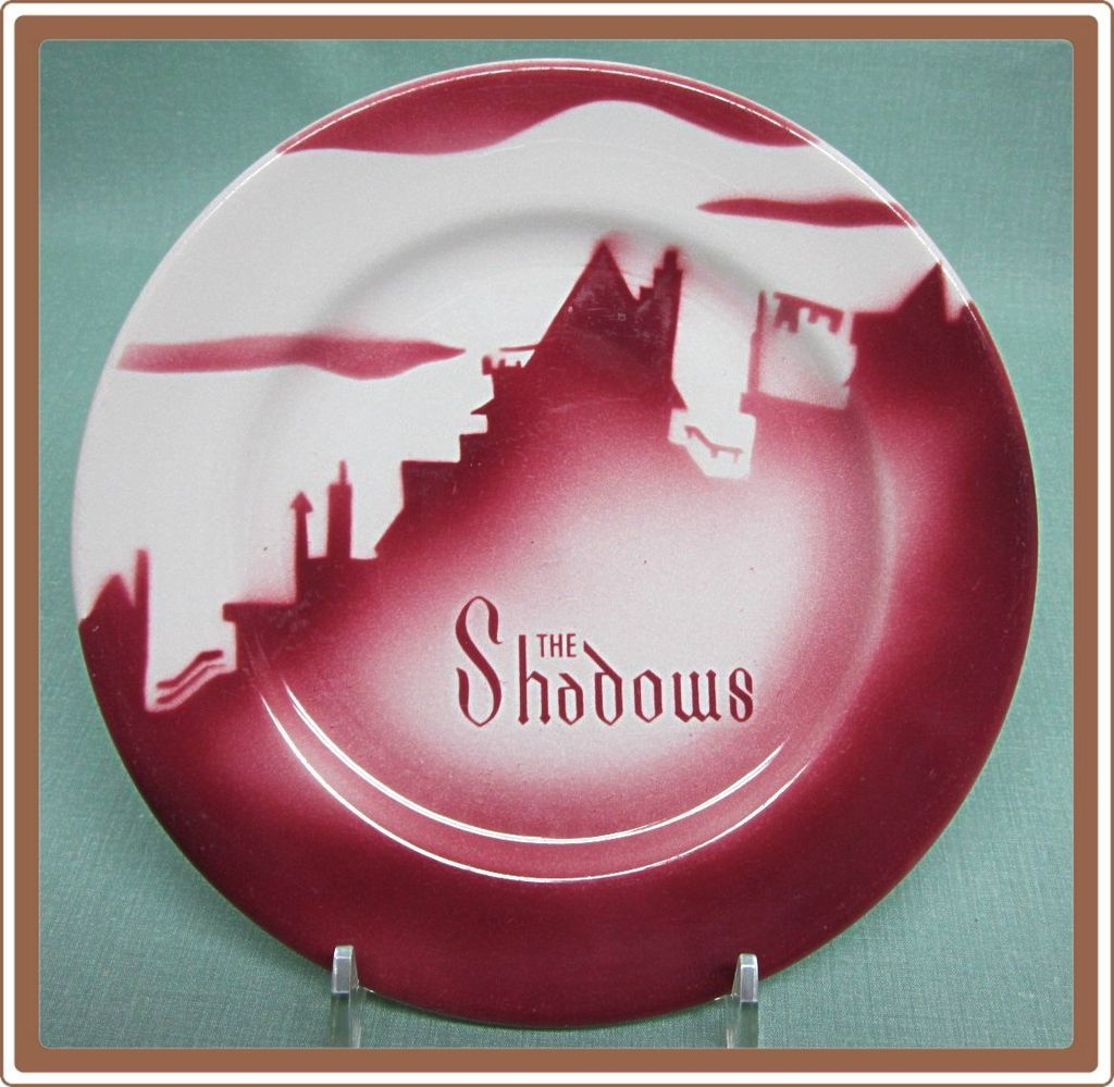 No Shop Available Vintage Dishware Vintage Restaurant Restaurant Plates