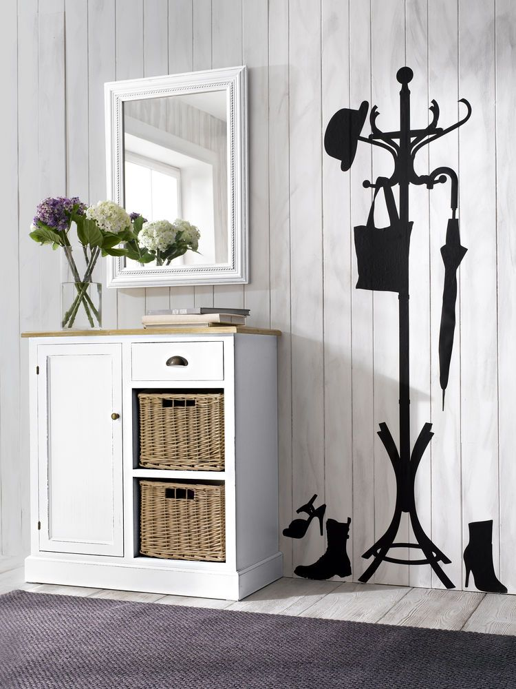 portemanteau en stikers tendance chic et originale by. Black Bedroom Furniture Sets. Home Design Ideas