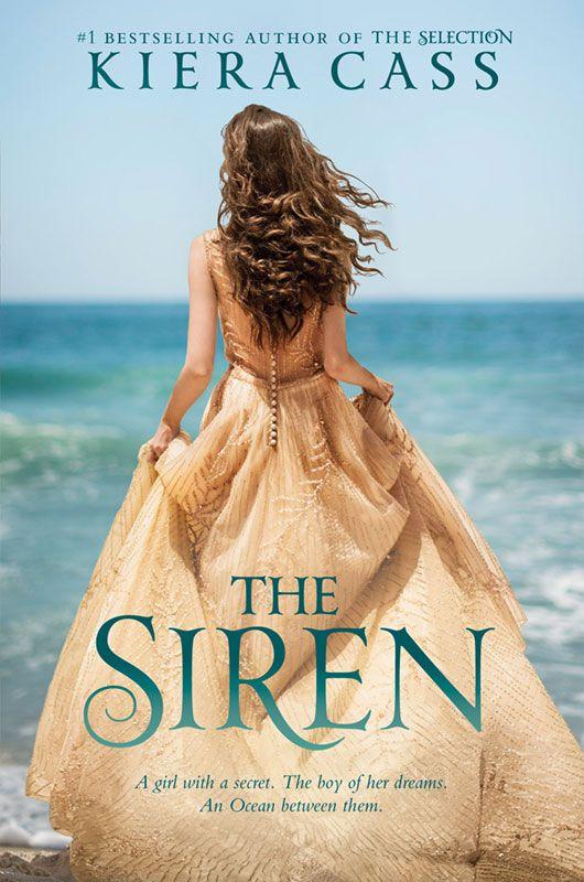 The Siren by Kiera Cass • January 26, 2016 • HarperTeen https://www.goodreads.com/book/show/25817407-the-siren