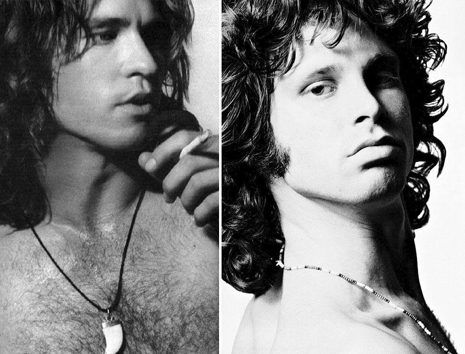 Val Kilmer as Jim Morrison in The Doors  sc 1 st  Pinterest & Val Kilmer as Jim Morrison in The Doors | beautiful people ... pezcame.com