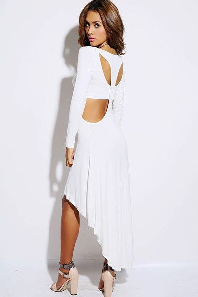 Back On the White Party Dresses with Pelum