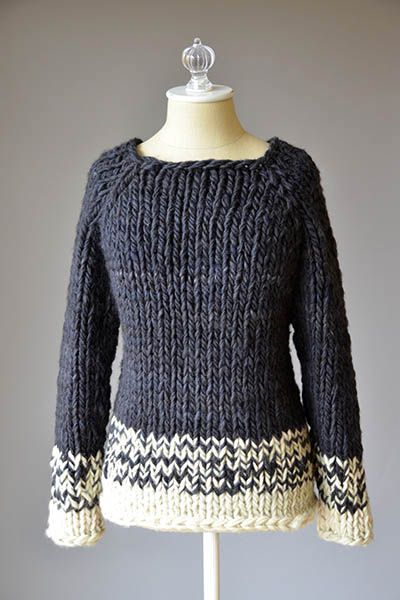 Transitions Sweater Pattern Knitting Patterns Sweater