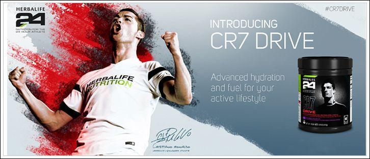 Herbalife cr7 drive advanced hydration for cristiano ronaldo cristiano ronaldo fandeluxe Choice Image
