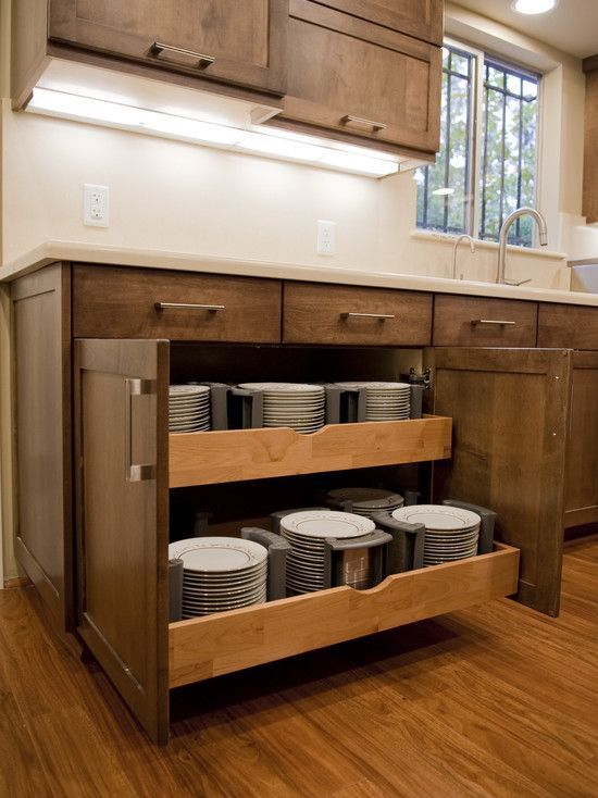 image result for dishes storage kitchen cabinet design ideas dish storage kitchen storage on kitchen organization dishes id=23731