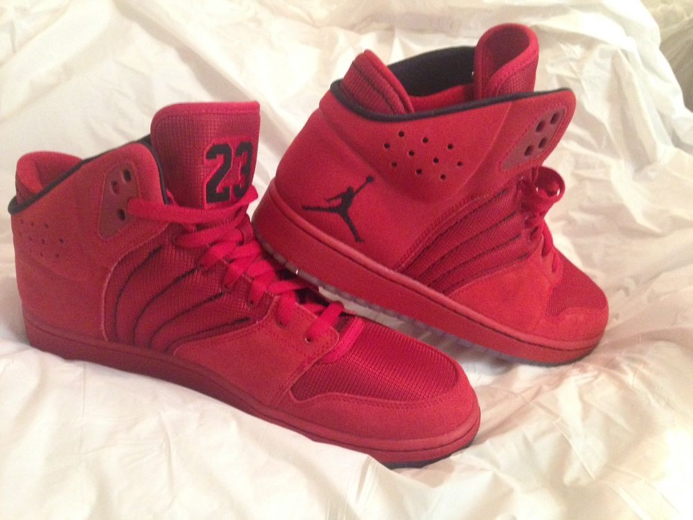 huge discount 5cc31 4b4ce New men s nike jordan 1 flight 4 premium shoes Red size 13 Free Shipping  640135069802   eBay