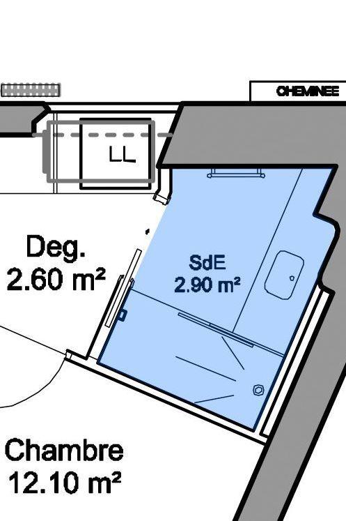 aménagement petite salle de bains  28 plans pour une