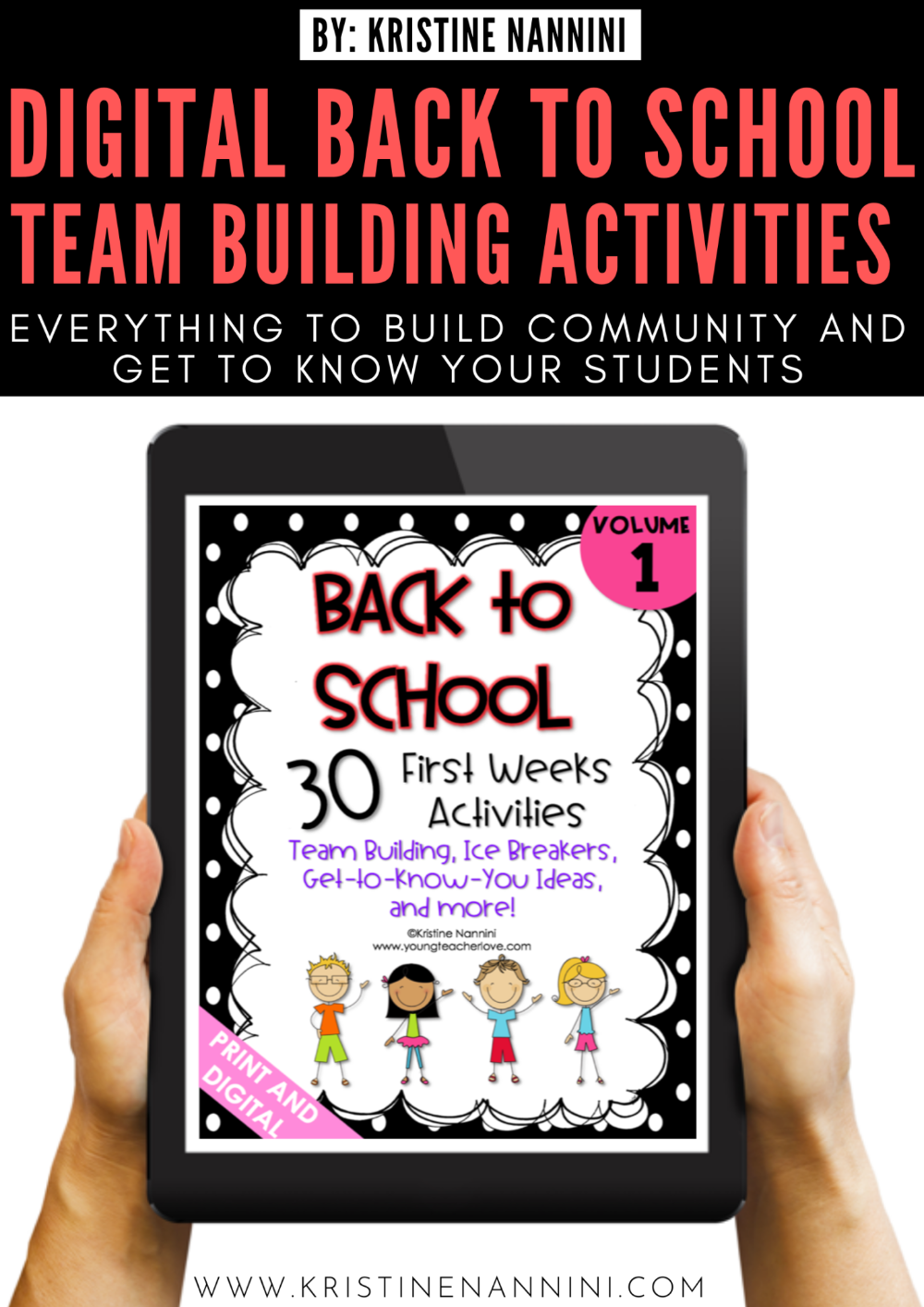 Virtual Team Building Young Teacher Love