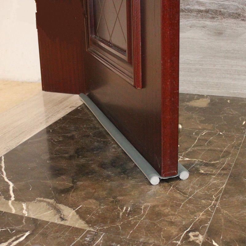 96cm Cheap Door Seal Soundproofing Security Door Bottom Seal Draft Stopper Windproof Dustproof Seal Film Furniture Hardware Sound Proofing Door Seals Doors