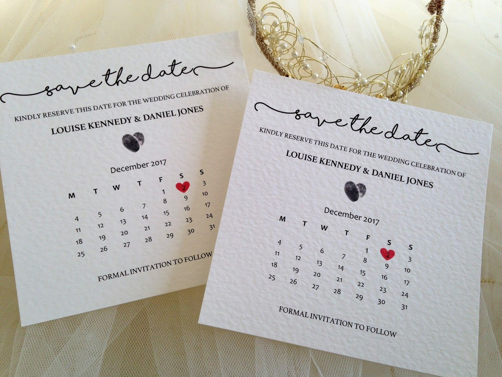 destination wedding save the dates and invitations%0A Calendar save the date cards from UK Wedding invitations and wedding  stationery printing company  Calendar