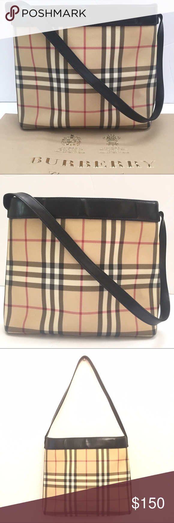 58364ab83986f Burberry Tote Medium Bag Authentic Authentic Burberry London, made ...