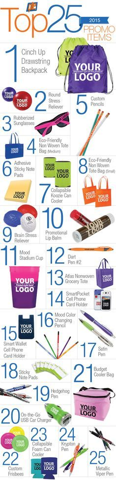 25 most popular promotional products of 2015 pinterest gift qlps top 25 promotional products of 2015 fandeluxe Image collections
