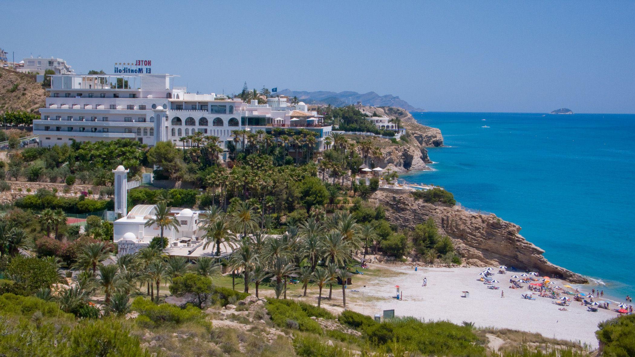 Montiboli Hotel Near Alicante Spain
