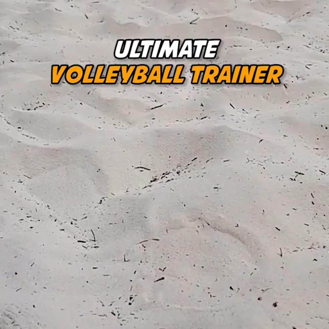 Ultimate Volleyball Trainer Video In 2020 Video Game Rooms Volleyball Video Game Wall Art