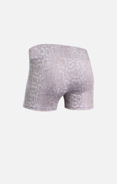 Ognx Hot Yoga Shorts Cool Snake
