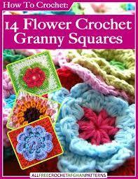 rosehip crochet flower pattern - Google Search