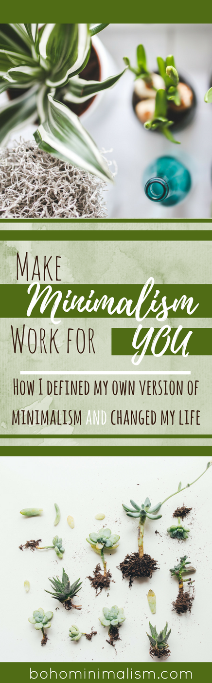Minimalism Definition How I Created My Own Definition To Fit My