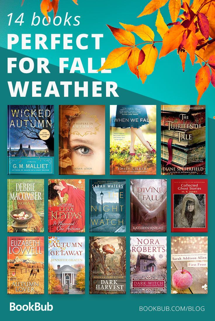 Plester Mr P 14 Great Books To Get You In The Mood For Fall In 2018 Books