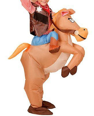 Halloween Costumes Couples Inflatable Adult Ride On Horse Cowboy Cowgirl Fancy Halloween Party Couple -  sc 1 st  Pinterest & Halloween Costumes Couples: Inflatable Adult Ride On Horse Cowboy ...