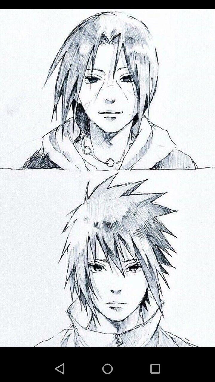 Pin by Nataliakowalska on Manga Naruto, Szkic, Rysunki