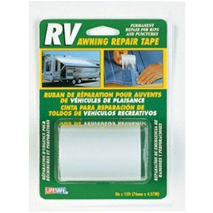 Incom Manufacturing Re3848 3 X 15 Awning Repair Tape Camping Essentials Repair Tape Camping In The Rain