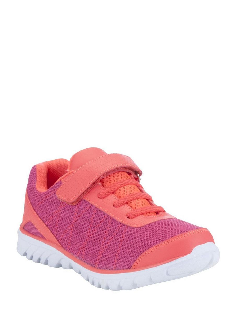 c94f7043e96ff Clothing at Tesco   F&F Active Mesh Trainers > shoes > Shoes & Boots > Younger  girls