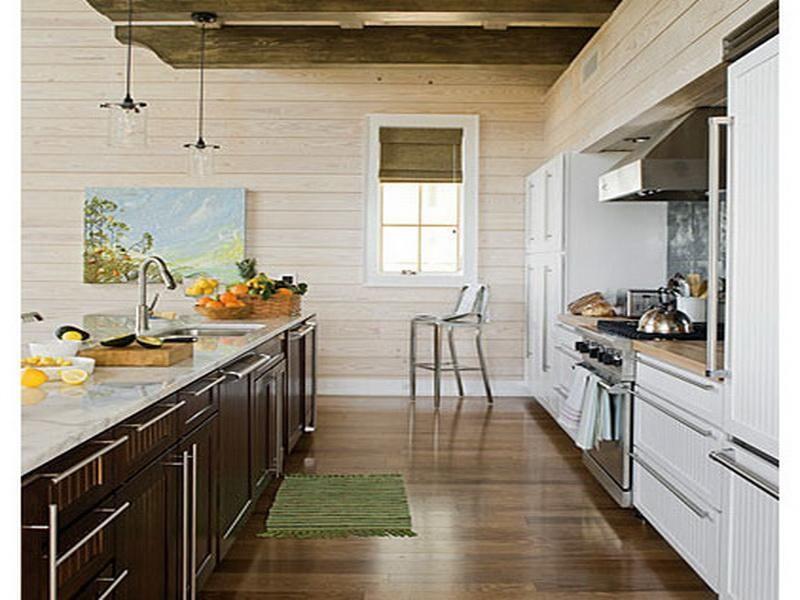 Galley Kitchen Layout Designs Amazing Galley Kitchen With Island Design Decor Ideas On 18 Photos
