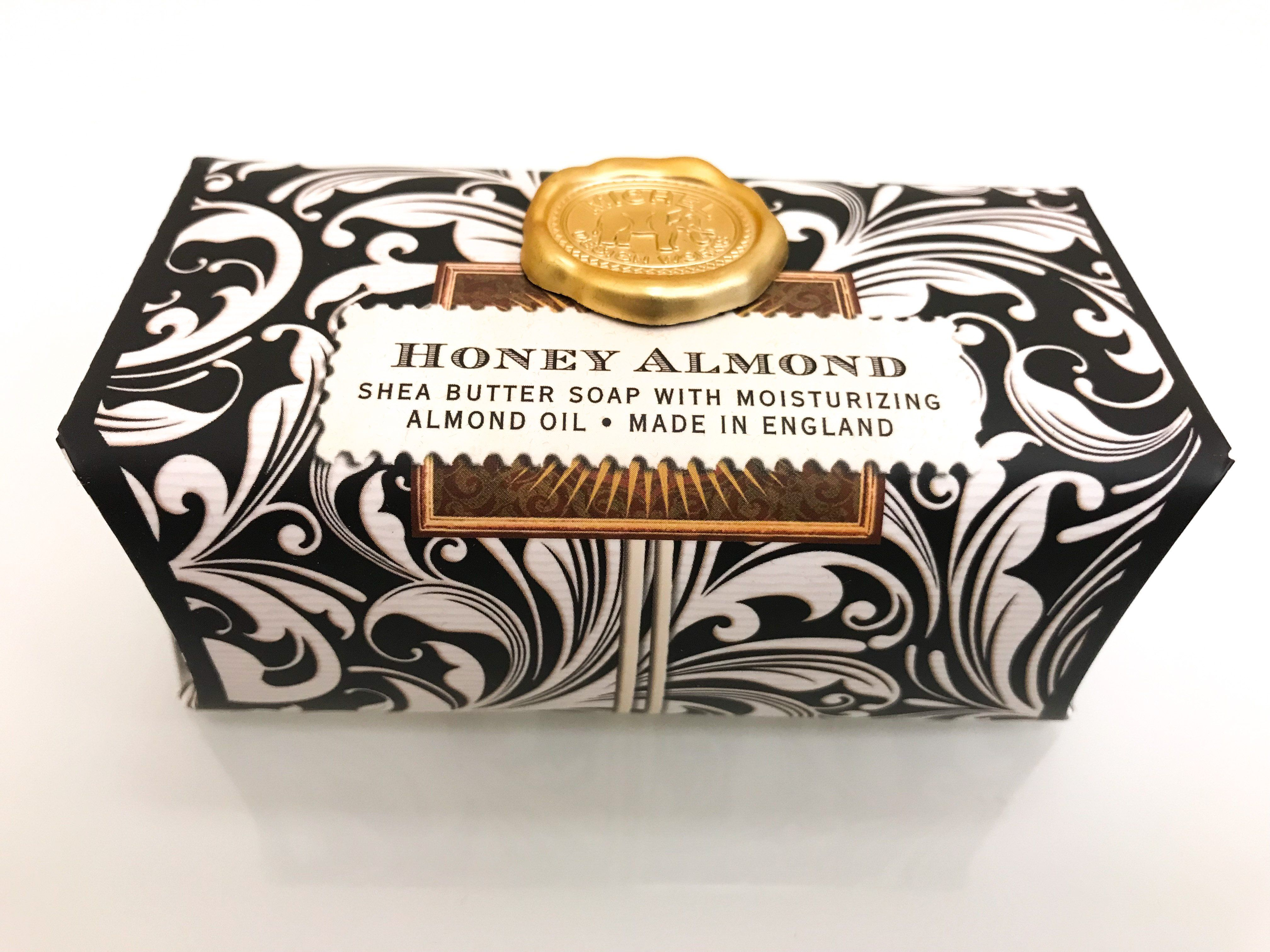 Michel Design Works Honey Almond Large Bath Soap Bar Products