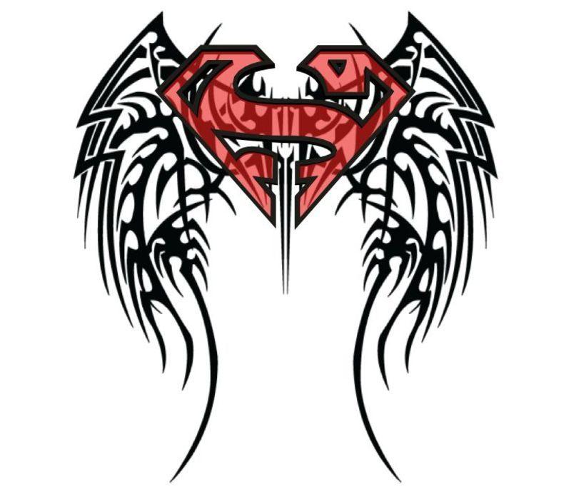 Superman Tattoo Designs Superman Tattoos Marvel Tattoos Batman Tattoo