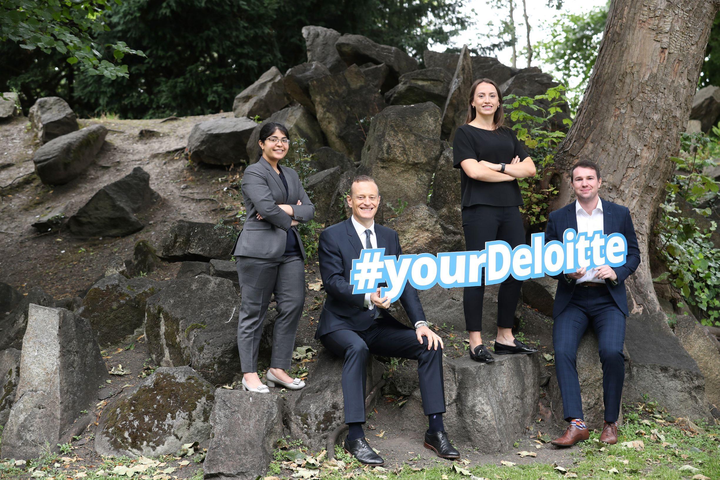 Deloitte has launched yourdeloitte its graduate