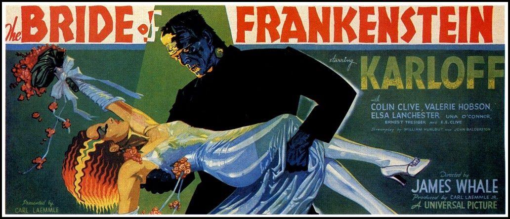 The Bride of Frankenstein (1935) with Boris Karloff
