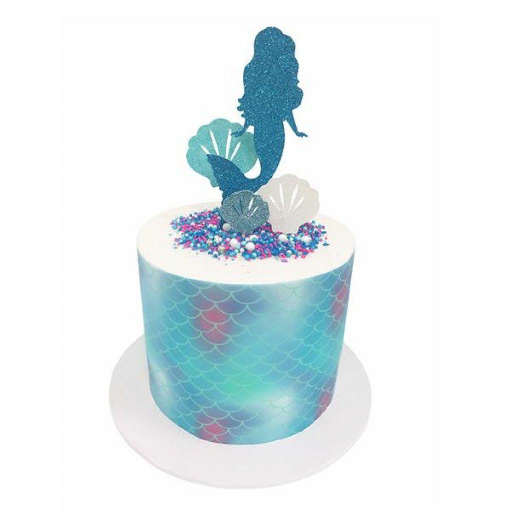 Cake decorating kit mermaid cake decorating supplies