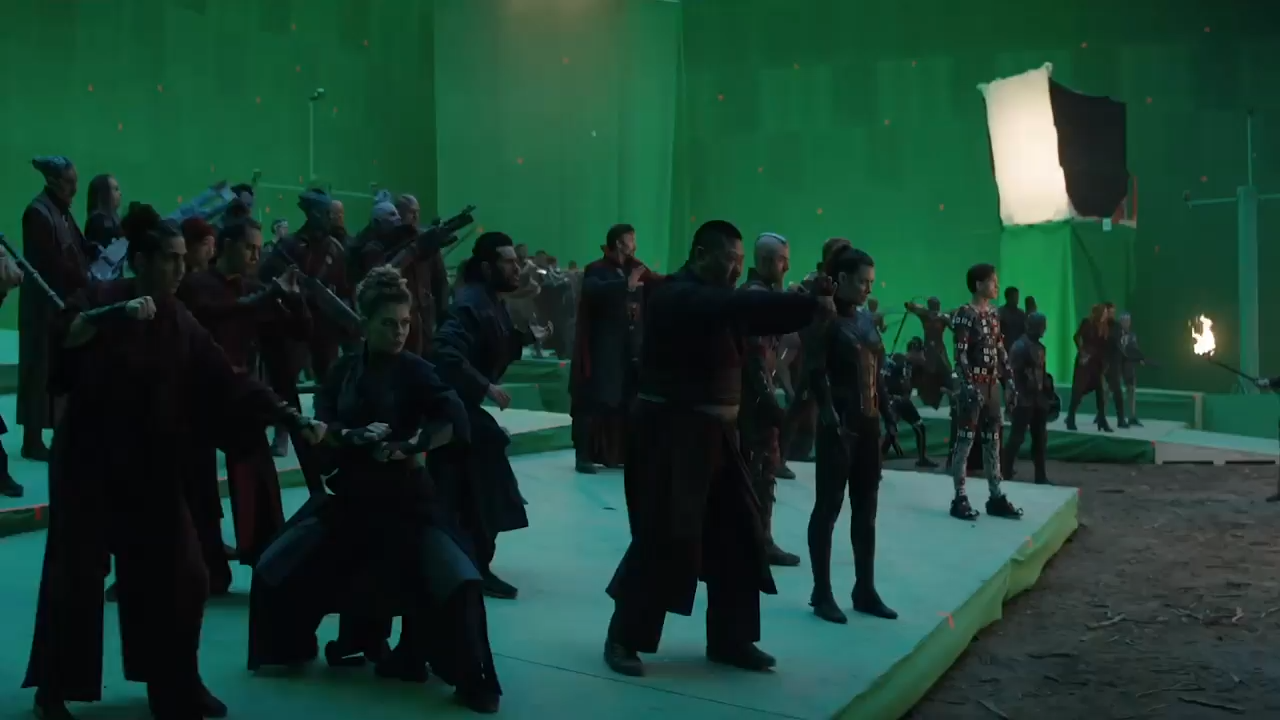 Photo of Ultimate Behind the scene Marvel End Game