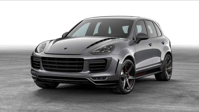 2018 Porsche Cayenne Interior Price Release Date