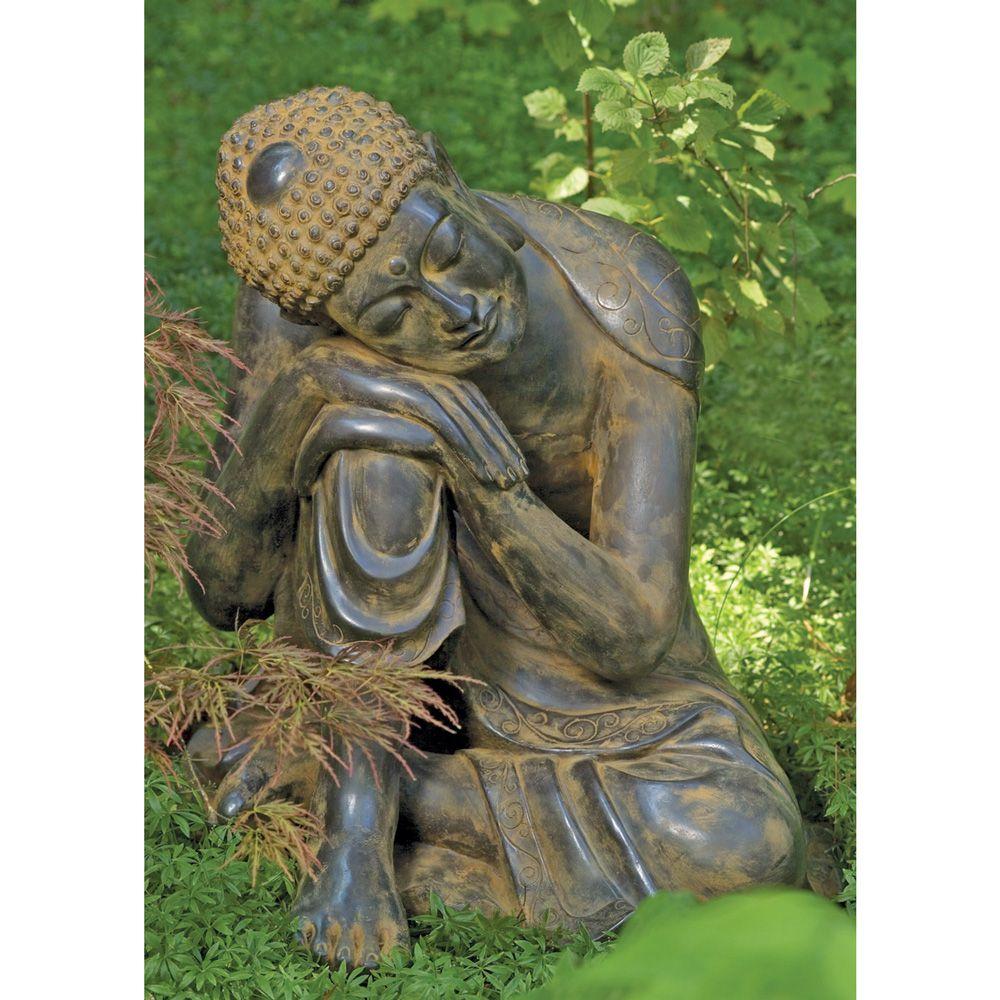 Lofty Inspiration Buddha Garden Statues Stunning Design Zen Garden Statues  DharmaCrafts