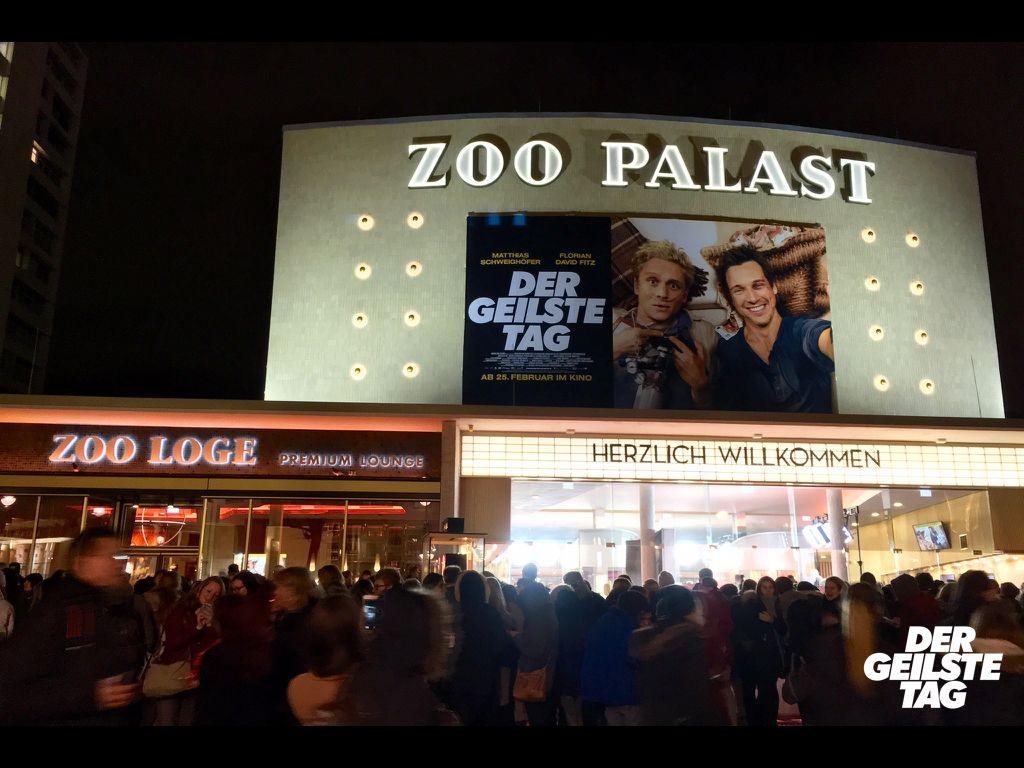 Berlin Zoo Palast Programm