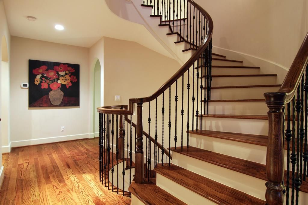 Second floor stairs Home, First home, Jobs in houston