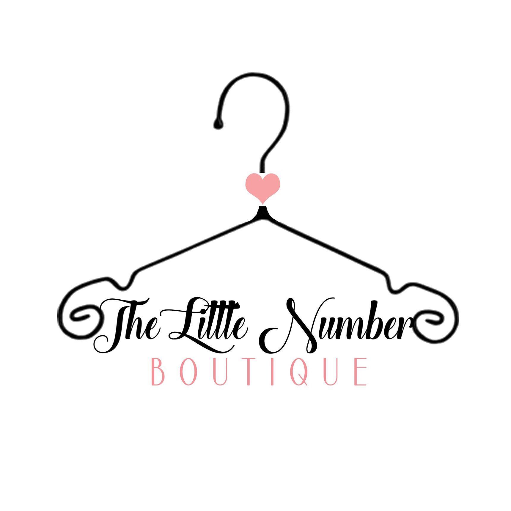 logo bespoke boutique Logotipo de loja, Ideias para