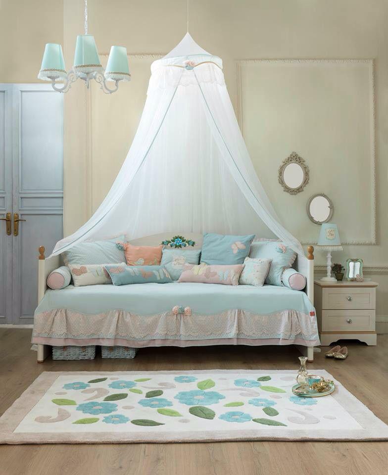 bf6ee2391a5 Παιδικό δωμάτιο για κορίτσια-Το νέο online περιοδικό για το παιδί -  ebiskoto.gr | πολυέλαιοι για κορίτσια, 2019 | Home Decor, Bed και Sweet home