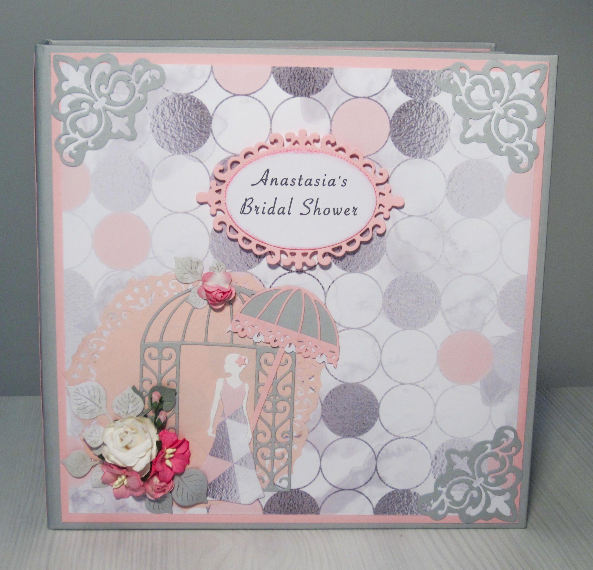 Bridal shower book hen party scrapbook bachelorette party
