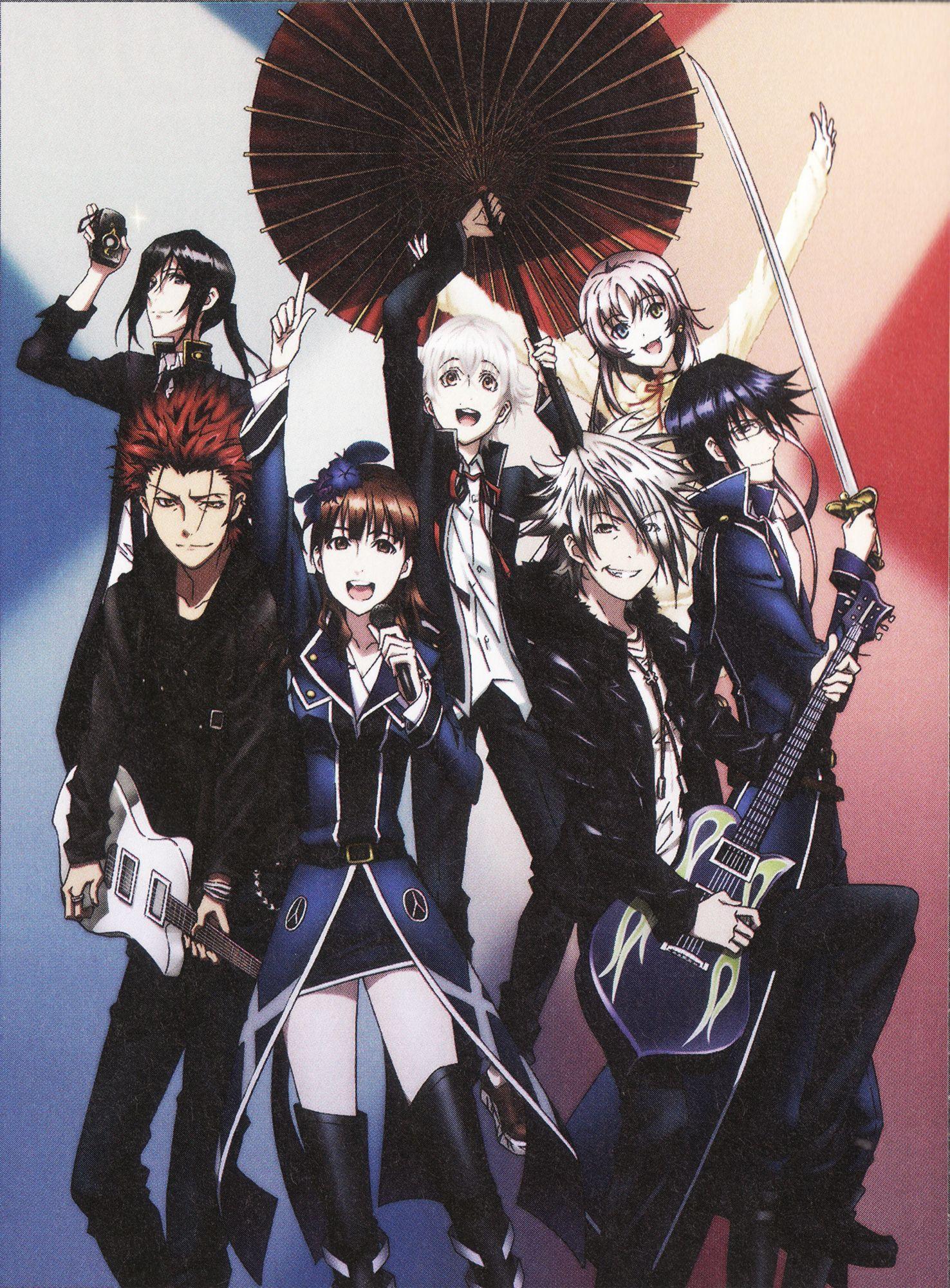 /K Project/1536691 Zerochan Fairy tail, Anime k, K