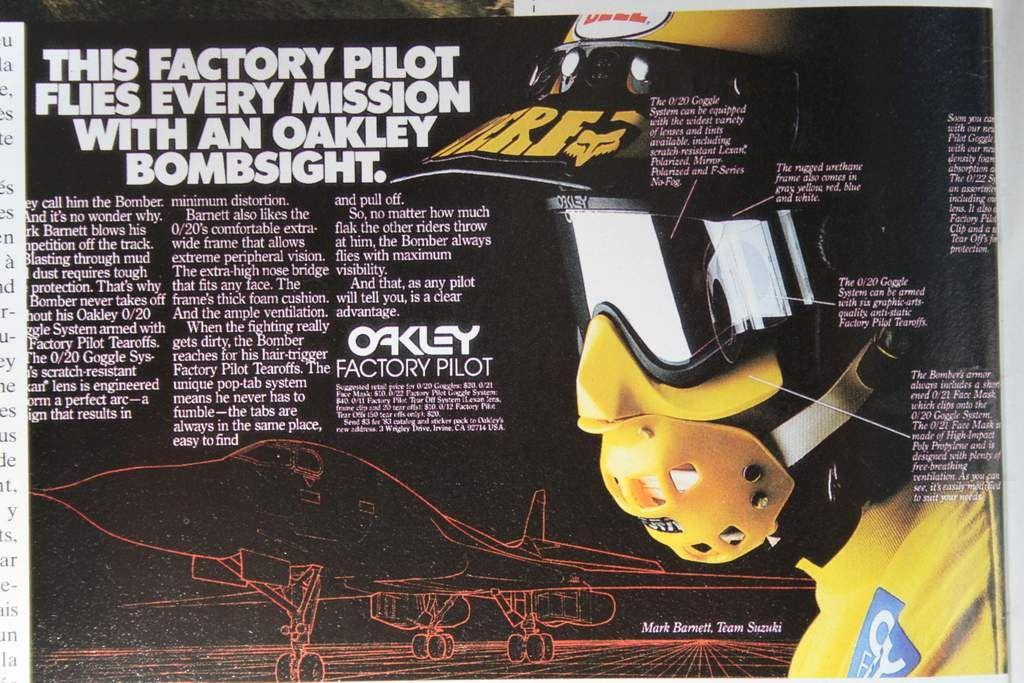 06a7d4ec15 תוצאת תמונה עבור oakley ads