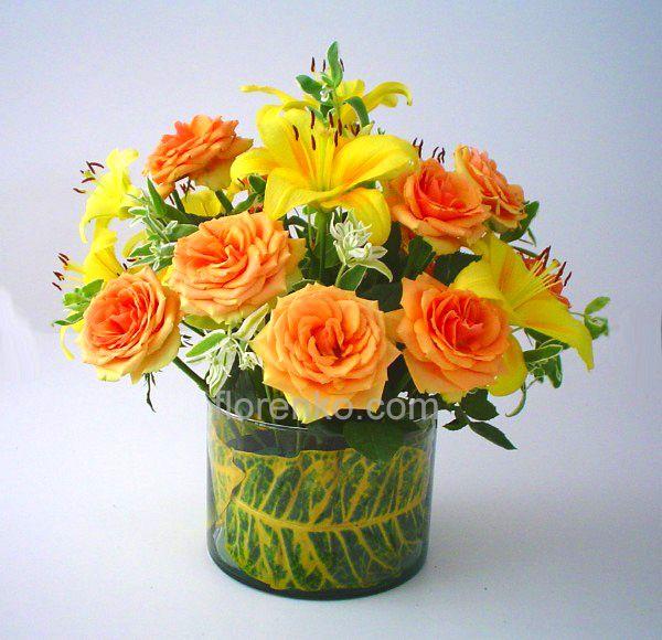 Florenko floreria en mexico df envio de arreglos - Arreglo de flores naturales ...